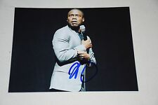 HILARIOUS KEVIN HART SIGNED AUTOGRAPHED 8x10 PHOTO COA exact proof A ride along