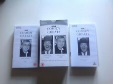 BBC comedy greats- tommy cooper and spike Milligan VHS video