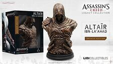 Assassini CREED LEGACY COLLECTION: ALTAIR LIMITED EDITION BRONZO BUSTO Figura Nuovo