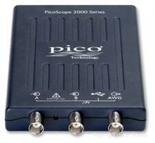 OSCILLOSCOPE, PC, 25MHZ, WITH AWG Part # PICO TECHNOLOGY PICOSCOPE 2205A