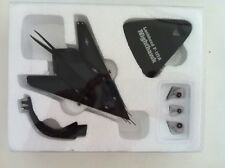 LOCKHEAD F-117A NIGHTHAWK 1/144 SCALE De Agostini Limited Edition New