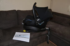 Maxi-Cosi EasyFix Isofix Car Seat Base For Maxi Cosi Car Seat + instructions