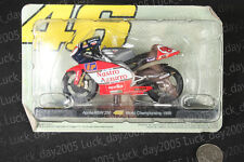 APRILIA RSW 250 #46 Rossi World Championship 1998 Motorcycle Racing Model 1/18