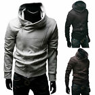 Mens Hoodie Pullover Tracksuit Sweatshirt Sweater Coat Jacket Jumpers Cardigan