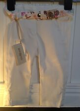 BNWT ROBERTO CAVALLI Baby Girl's Trousers Size 3 M RRP £146
