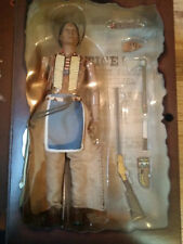 Action Figure 1/6 Sideshow Crazy Horse Six Gun Legend Little Big Horn Sioux