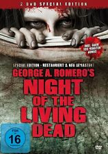 George A. Romero's NIGHT OF THE LIVING DEAD (Special Edition, 2 DVDs) NEU+OVP