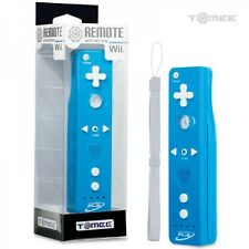 Wii U/ Wii Super Plus built-in Wireless Remote (Blue) - Tomee New