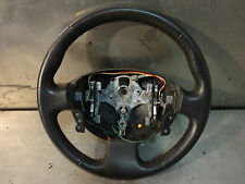 Renault Megane sport 225 2.0 16v Turbo R26 230 RS steering wheel leather sport
