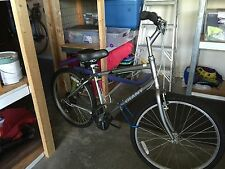 Giant Sedona ST Men's Bicycle, Silver, Adjustable Seat Height, Excellent Cond.