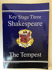 Key Stage 3 Shakespeare, The Tempest, Coordination Group Publications
