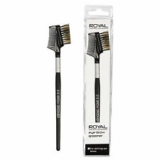 Royal Eye Brow Eyebrow Groomer ~ Brush + Comb