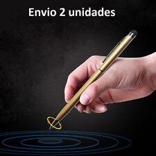 2 en 1, Lapiz Tactil y boligrafo, Touch Pen en Aluminio, Punteros, Pack x2 #877