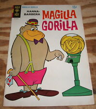 Magilla Gorilla #10 comic book very fine/near mint 9.0