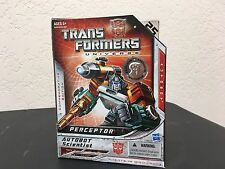 TRANSFORMERS Universe PERCEPTOR Toys R Us Exclusive 25th Anniv Autobot Scientist