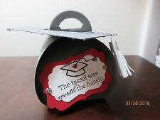 Stampin Up Curvy Keepsake Graduation Treat Boxes 2 - Let me know your colors