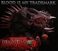 BLOODGOD / Debauchery - Blood is my Trademark  (Digipack,2 CD) Neu !