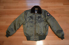 Spiewak & Sons Limited B-15 Intermediate Nylon Air Force Bomber Flight Jacket