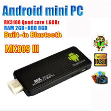 MK809III Mini PC TV Quad Core Android 4.4 Dongle Stick 2G/16G XBMC DLAN WiFi UK