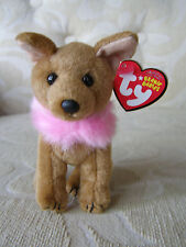 TY Beanie Baby - DIVALECTABLE the Chihuahua Dog ( Metal Key Clip ) (3.5 inch)