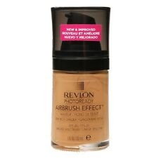 Revlon PhotoReady AIRBRUSH EFFECT Makeup Foundation ❤ 009 Rich Ginger ❤ GLOSSI