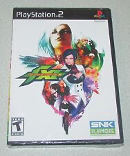 The King of Fighters XI for Playstation 2 Brand New! Factory Sealed!