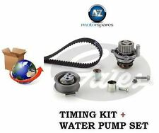 FOR AUDI A3 2.0i FSi 150BHP 2003-2008 GATES TIMING CAM BELT KIT + WATER PUMP SET