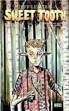 Sweet Tooth by Jeff Lemire (2015, Hardcover, Deluxe)