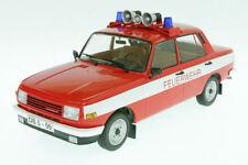 1:18 IST MODELS Wartburg 353 W 1985 Feuerwehr - LIMITED EDITION 504 Stück