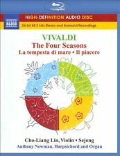 The Four Seasons / Violin Concertos, Op. 8, Nos. 1-6, New Music