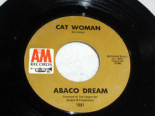 Abaco Dream:  Cat Woman / Life and Death in G & A   [VG++Copy]