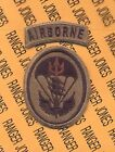 US Army Element Special Operations Command South Airborne SOCSOUTH OD patch