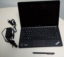 Lenovo ThinkPad Helix 2 M-5Y10 4GB 128GB 1920x1080 Touch Ultrabook KB Stylus