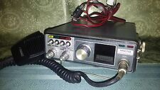 YAESU VHF FM TRANSCEIVER MEMORIZER FT-227R, with MICROPHONE&RACK, MADE IN JAPAN