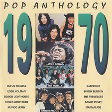 EQUALS / BADFINGER / TREMELOES / RUFUS THOMAS / CHRISTIE / MARMALADE ETC.- CD