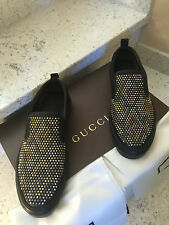 Gucci Slip On Sneakers Sneaker Herrenschuhe Schuh Snake Shoes Men Slipper Neu GG
