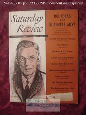 Saturday Review January 24 1953 JAMES BRYANT CONANT LEO CHERNE ELMO ROPER