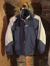 Columbia Mens Medium Insulated Hooded Jacket EXCELLENT