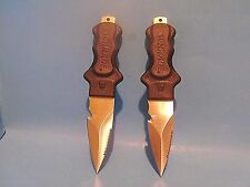 Lot of 2 Schrade Schrade® Water Rat II SC-WR2 New Free Ship in USA