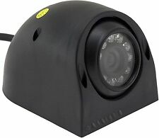 BACK UP REAR VIEW UNIVERSAL COLOR CAMERA W/ NIGHT VISION & MIRROR IMAGE TRUCK/RV
