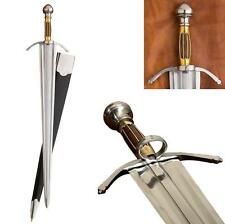 Italian Renaissance Short Sword with a Hand Forged High Carbon Steel Blade
