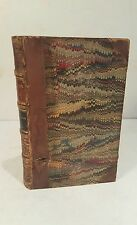 Jardine Naturalist's Library. 1835. Ichthyology. perch family. 1st. Vol 1. Fish