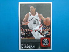 2016-17 Panini NBA Sticker Collection n. 61 DeMar DeRozan Toronto Raptors