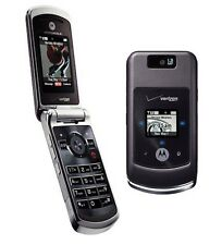 GREAT Verizon Motorola Moto W755 No Contract 3G 1.3MP Camera MP3 CDMA Flip