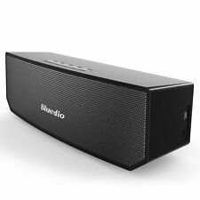Bluedio BS-3 Bluetooth Wireless Stereo Speaker with Mic Black