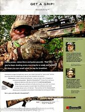 2004 BENELLI SteadyGrip Turkey Gun SHOTGUN AD