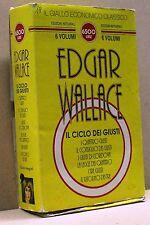 IL CICLO DEI GIUSTI - E. Wallace [Libro - Il Giallo Economico Classico]