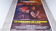 LE GUERRIER DE L'ESPACE spacehunter   ! affiche cinema