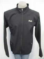 Fila Men's 2X Full Zip Black Therma Insulated Bonded Jacket MSRP $100 A14FMR