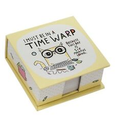 Cats at Work 4048942 Time Warp Memo Cube